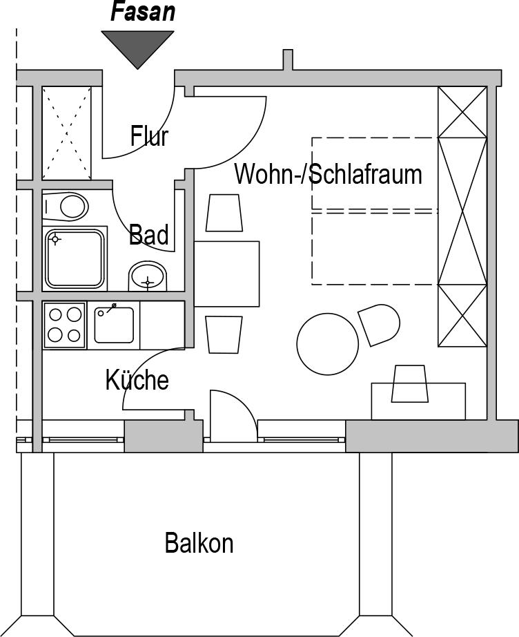 haus an der see fensterplatz am meer. Black Bedroom Furniture Sets. Home Design Ideas